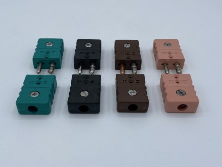 Standard connectors for thermocouple -MS