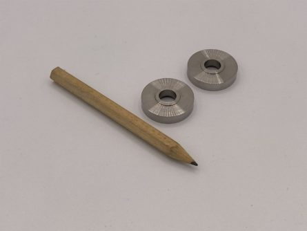 Miniature compression sensor external 25mm reference FC