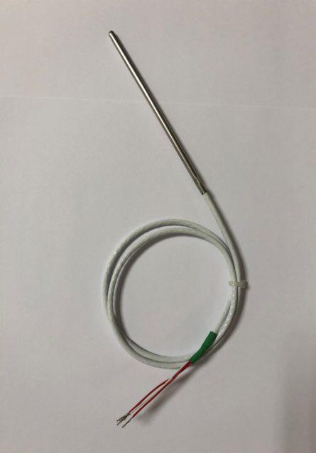 PT100 sous tube rigide série SD