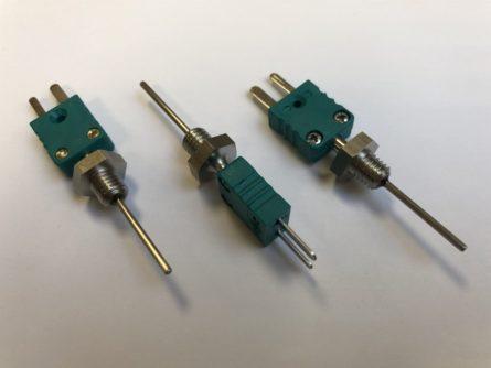 Thermocouple raccord fileté M8X125 CRR