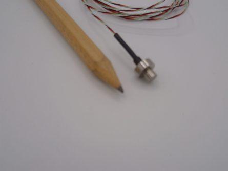 Ultra miniature pressure sensor type PPB
