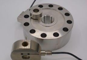 Heavy load force sensor SILO force sensor