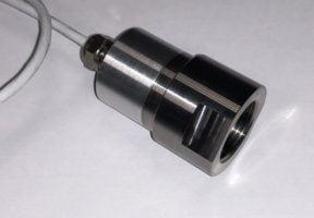 High pressure sensor