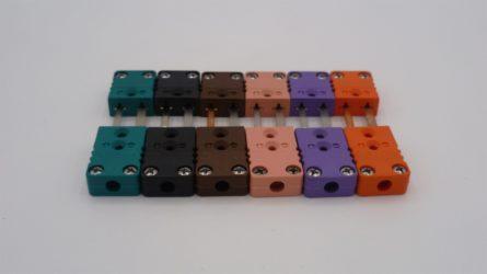 Connecteur miniature pour thermocouple MM FM