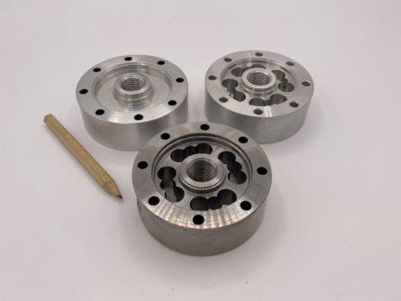 corps de capteur traction compression dynamique