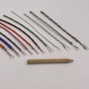 Câble pour thermocouple/Pt100