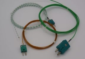 Wired thermocouple