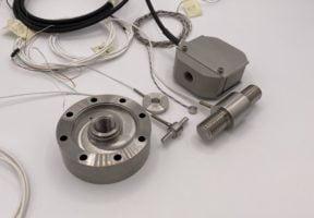 Traction / Compression force sensor