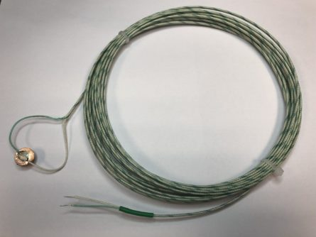 Thermocouple pastille cuivre DC12
