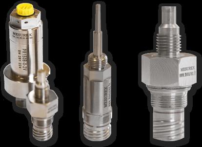 Capteurs de pression, capteurs de force