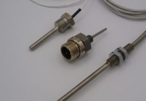 PT100 threaded connection