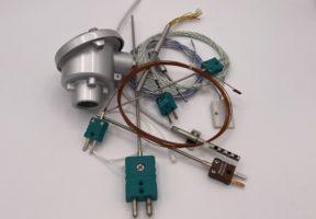 Capteur de Température pt100 et thermocouple