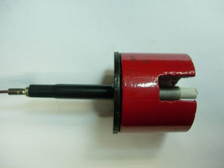 High temperature magnet thermocouple type SEA
