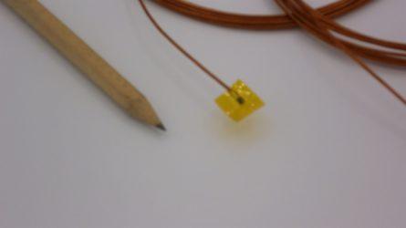 Thermocouple de surface souple en Kapton série DS