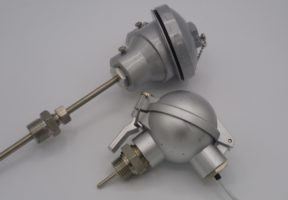 Industrial head thermocouple