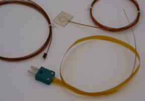 Thermocouple de surface