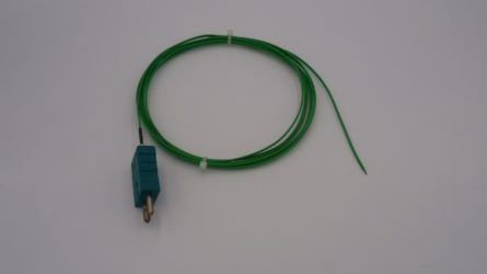 PTFE, Glass fiber or Kapton Insulated thermocouple cable / wire reference FTT, FIT, FKK, FGG