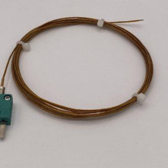 Thermocouple en Kapton avec connecteur Subminiature