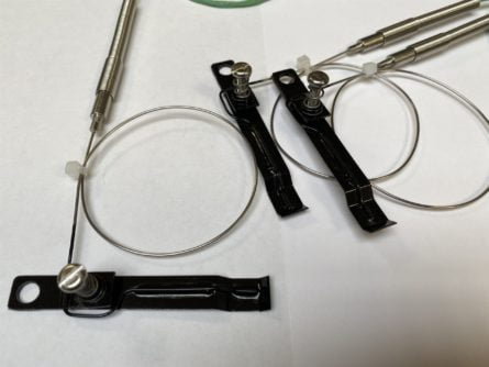 Friction thermocouple LE49