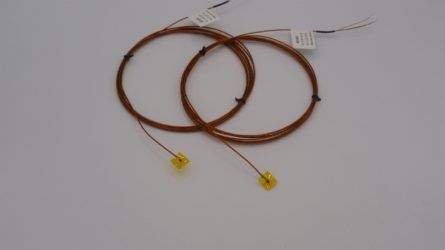 Kapton Soft Surface Thermocouple DS serie