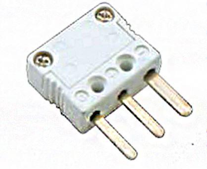 Connecteur miniature pour PT100 MMCU
