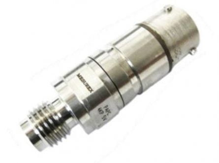 Miniature pressure sensor with SOURIAU connector type PAPC4KP5V