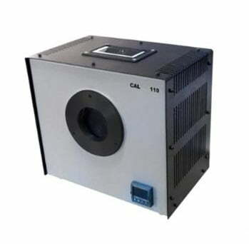 Low temperature black body portable oven type CAL110