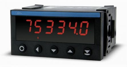 Display Universal Counter, frequency