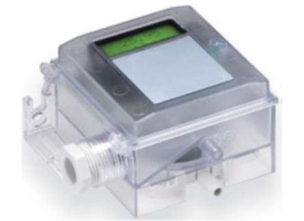 Transmetteur de pression différentielle faible pression 0 à 50mbar type PD1