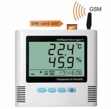 Thermometer hygrometer alarm type TRHUGSM