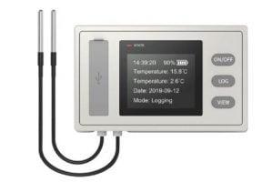 Wireless recorder display