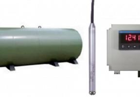 Level sensor & tank gauging