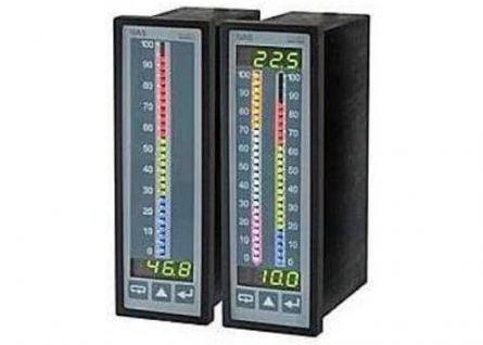 Indicateur Bargraphe avec indication numérique INBU