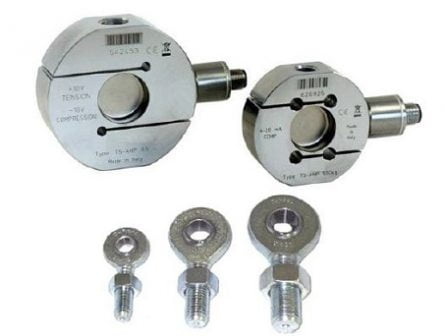 Amplified load cell