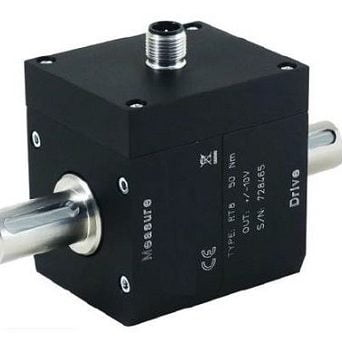 ROTATING torque transducer WITHOUT Contact transmission