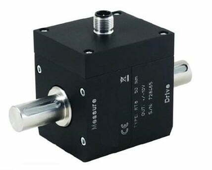 Capteur de couple ROTATIF Transmission sans contact type CPT8