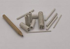 Ceramic tube / bead