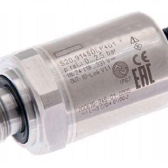 Transmetteur de pression relative Sortie IO Link