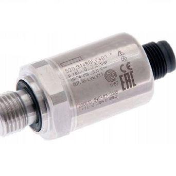 Transmetteur de pression relative et absolue Sortie IO Link