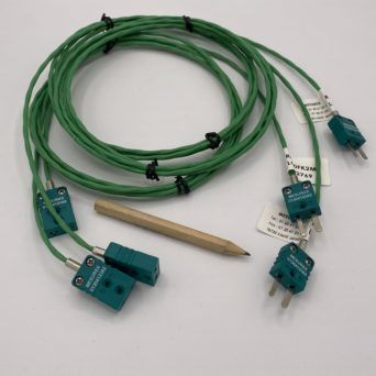 Extension for thermocouple series RAL