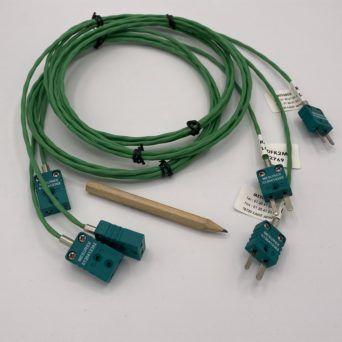 Prolongateur ou rallonge pour thermocouple série RAL