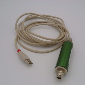 USB interface for strain gauge sensor, potentiometric or dc reference TR FO USB