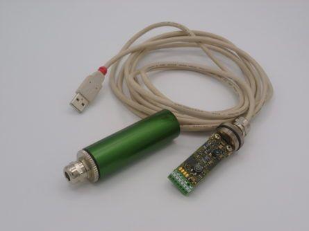 Convertisseur Pont de jauges vers USB Série TR FO USB