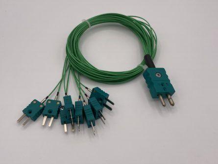 Prolongateurs multivoies thermocouples