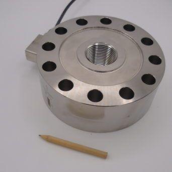 Capteur galette de traction/compression pour forte charge FO A