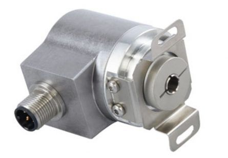 Absolute analog multiturn hollow shaft encoder CODMULTIANA-AC