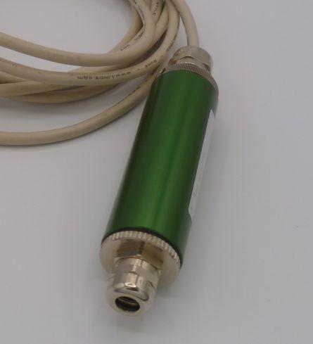 Analogue converter 0..10V in line for gauges bridge sensors TR FO LIG