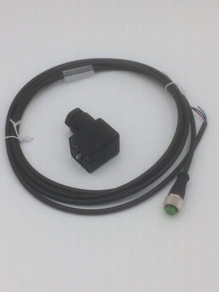 Extenders, cables, connectors for pressure sensors