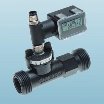 Débitmètre Vortex pour liquide avec afficheur 150l/min