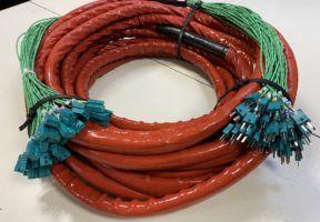 Réalisation de câbles spéciaux pour thermocouples et capteurs